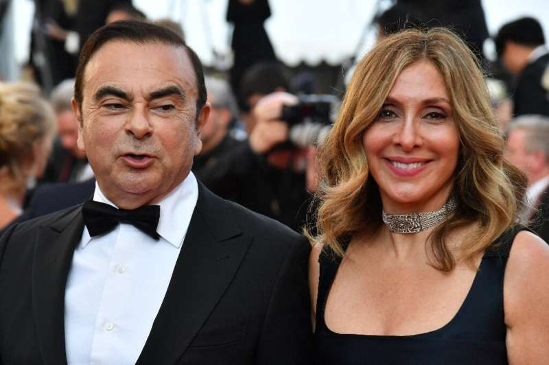 Ghosn led a lavish and glamorous life