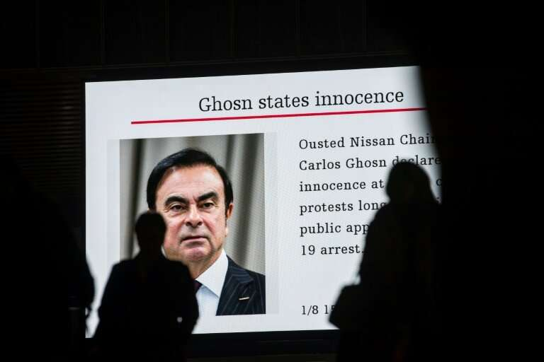 Ghosn's arrest has stunned the business world