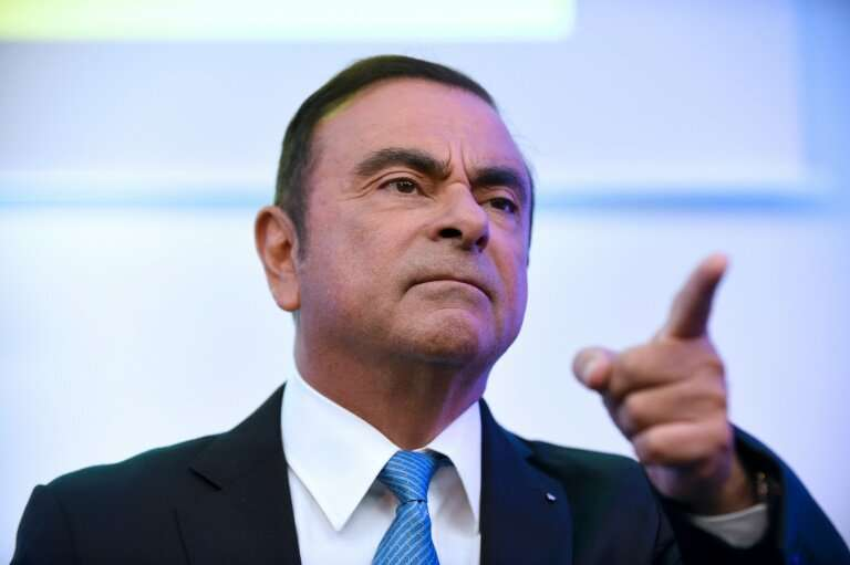 Ghosn was removed from the Nissan board almost immediately after his arrest