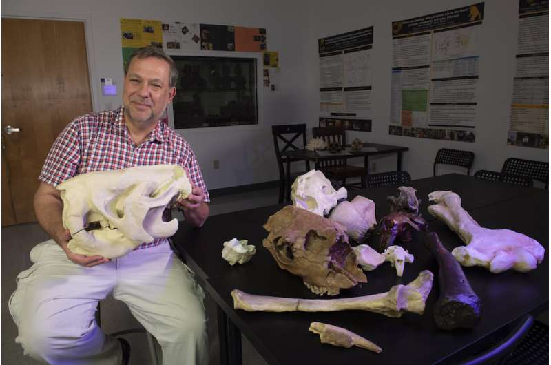 Giant mammals roamed America during the Ice Age—U.S. founding fathers were obsessed with them.