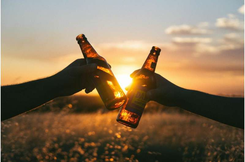 Global alcohol marketing treaty could reduce drinking harm