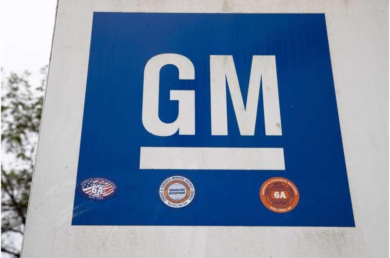 GM, Korea's LG Chem in venture to build factory in Ohio