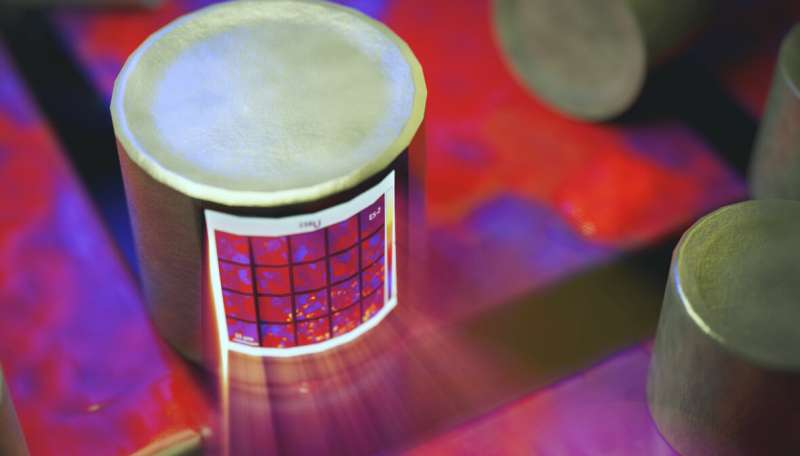 Going small to determine where nuclear material came from and how it was made
