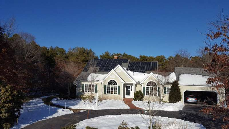 Good news for rooftop solar, not for home batteries