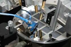 Graphene's spectacular performance in high-speed optical communications