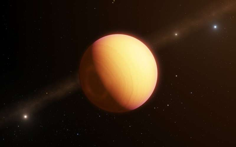 GRAVITY instrument breaks new ground in exoplanet imaging