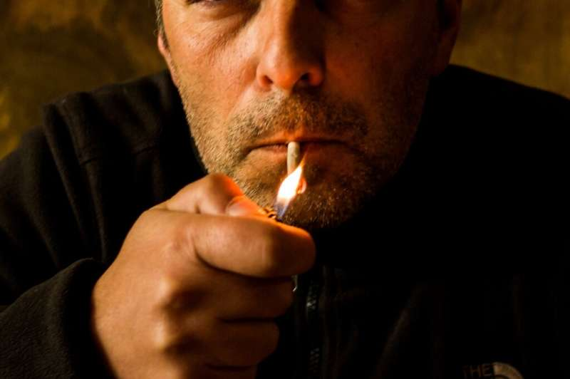 Greece banned smoking in indoor public places and introduced stiff fines in 2009 but in practice the law is rarely enforced