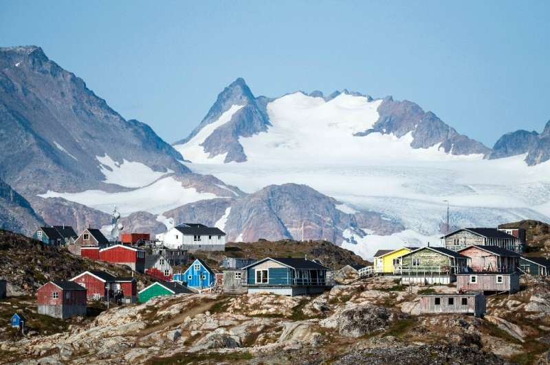 Greenland, a resource-rich Danish possession, has become a focal point for climate research