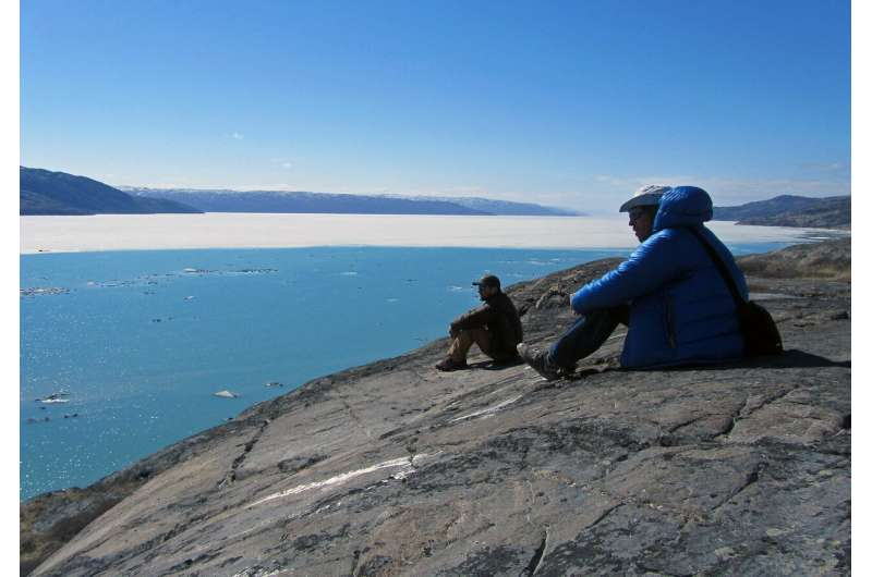 Greenland's growing 'ice slabs' intensify meltwater runoff into ocean