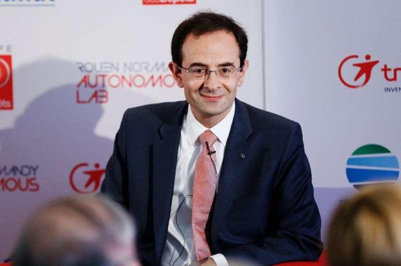 Hadi Zablit has been chosen as the secretary general of the Renault-Nissan-Mitsubishi auto alliance