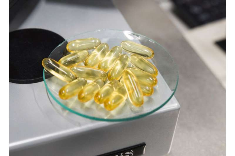 Handheld device can check if fish oil supplements have gone off