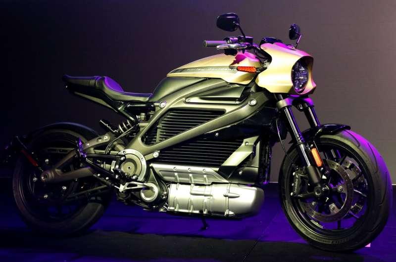 Harley-Davidson's electric Hog: 0-60 in 3 seconds