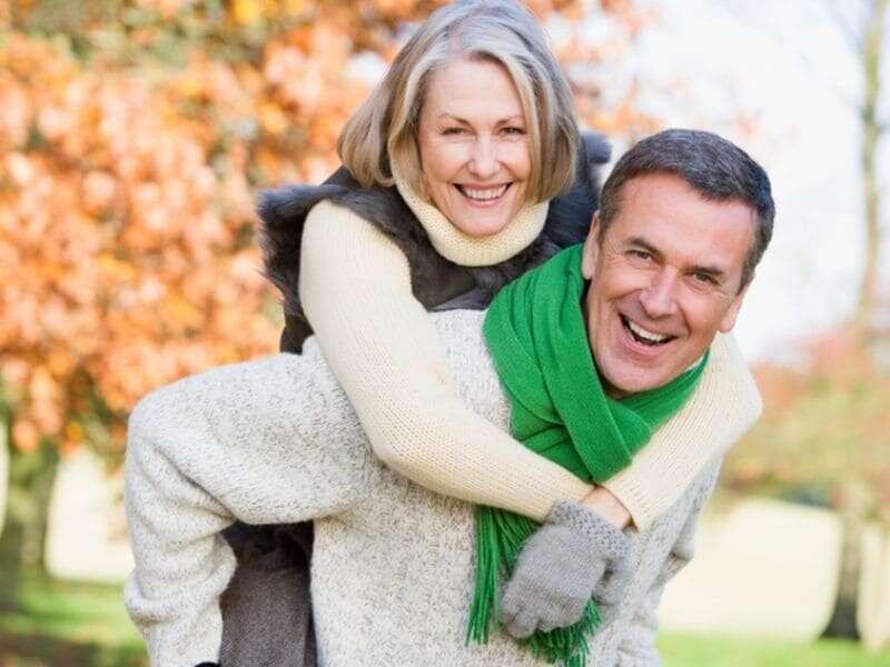 Having a partner, health impact postmenopausal sexual activity