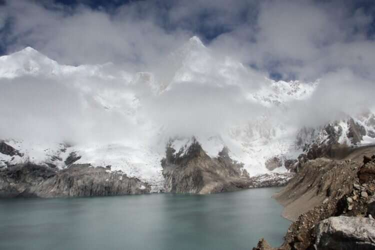 Himalayan lakes are exacerbating glacial melt