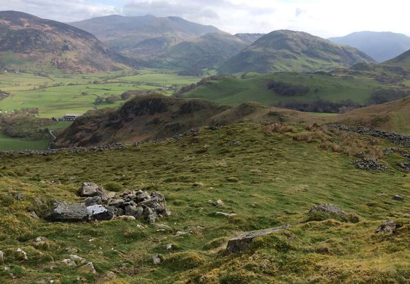 Historic British landscapes under severe threat from climate crisis