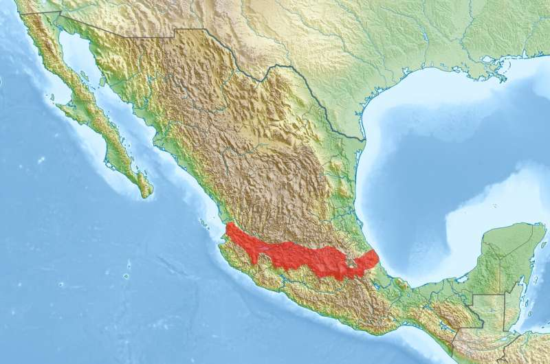 **Historic earthquakes suggest Trans-Mexican Volcanic Belt's quiet regions are active