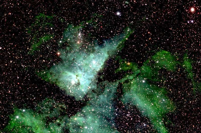 How acids behave in ultracold interstellar space