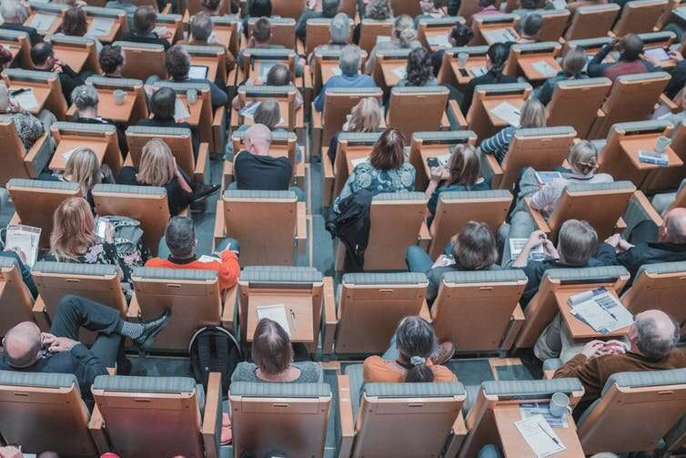 How business students, future executives link sustainability and global strife
