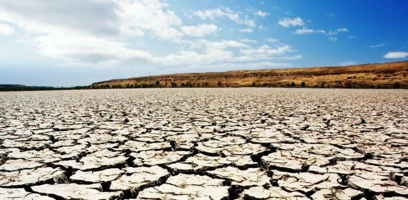 How drought affects freshwater fish
