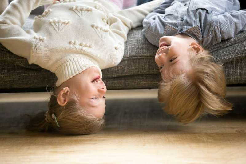 How joking around with your brothers and sisters shapes your sense of humour