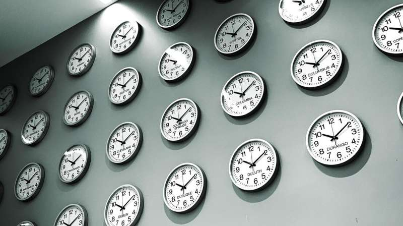 How our biological clocks are locked in sync