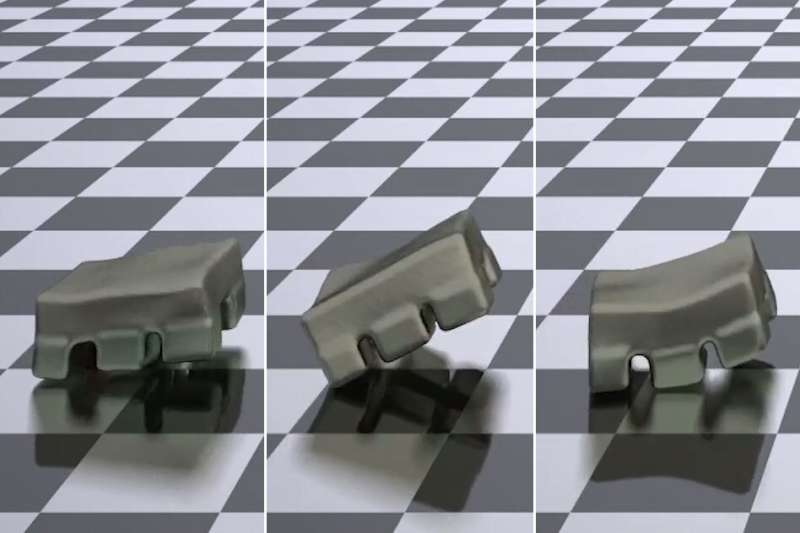 How to design and control robots with stretchy, flexible bodies