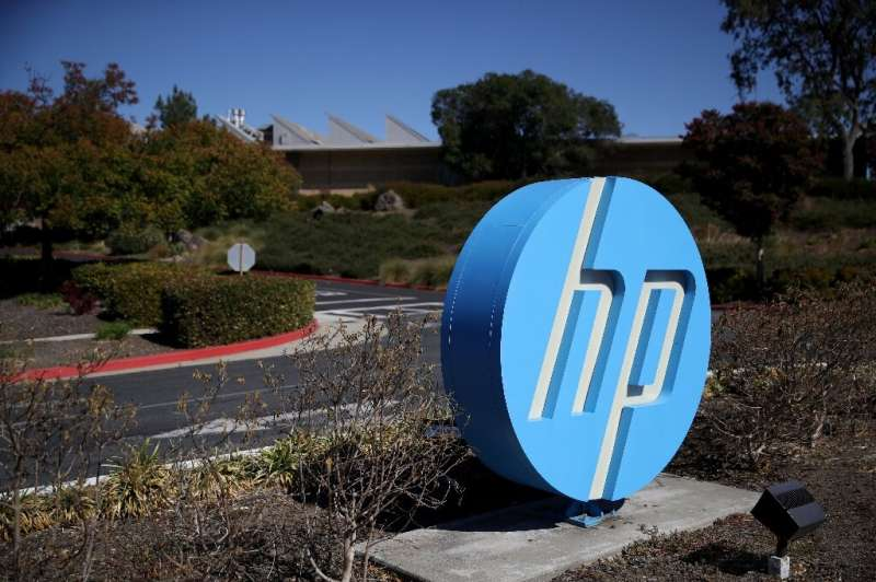 HP Inc., the consumer technology unit spun off from Hewlett Packard, is being eyed as a takeover target by US copy machine giant