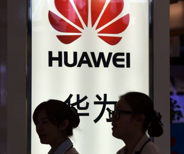 Huawei complains of 'incredibly unfair treatment'