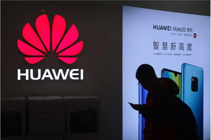 Huawei says sales rose 18% in 2019 despite US pressure