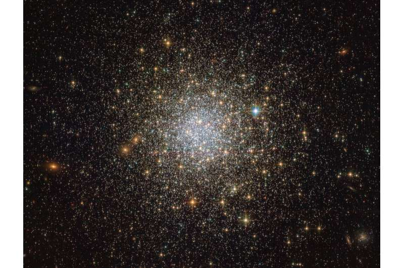 Hubble explores the formation and evolution of star clusters in the Large Magellanic Cloud