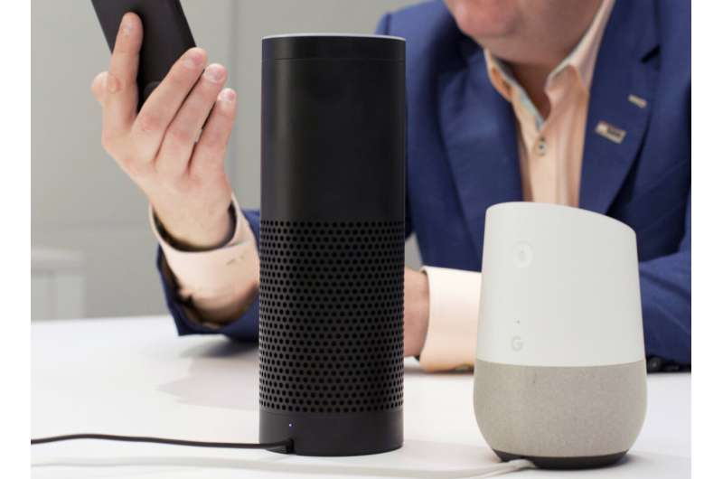 Human workers can listen to Google Assistant recordings