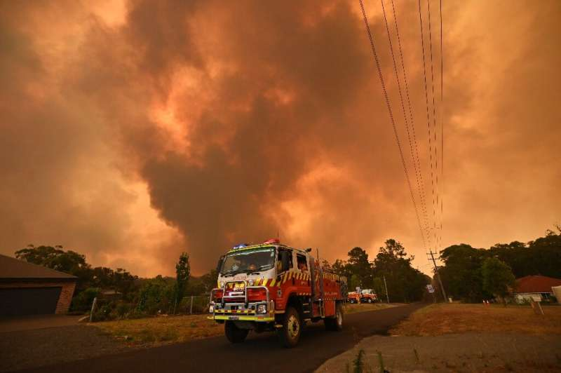 Hundreds of blazesare burning across Australia, which is experiencing a devastating summer bushfire season fuelled by a prolong