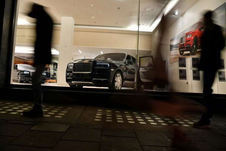 Iconic luxury automaker Rolls-Royce said it remained committed to Britain come what may from Brexit