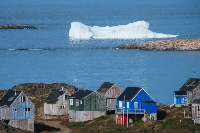 If all of Greenland's ice melted, or were diverted into the ocean as icebergs, the world's oceans would rise by 7.4 meters, scie