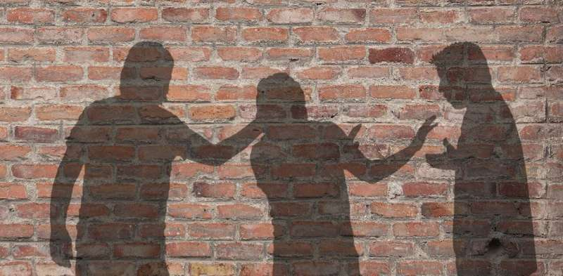 If you want to cut bullying in schools, look at the 'invisible violence' in our society