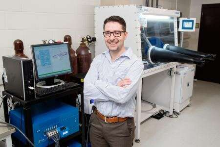 Illinois engineer continues to make waves in water desalination