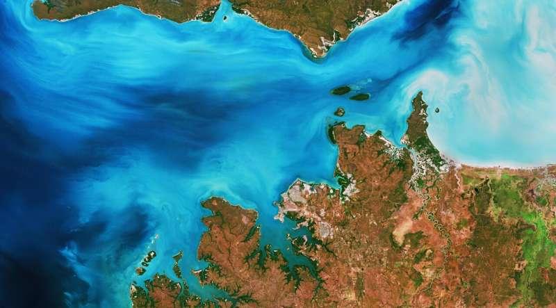 Image: Clarence Strait, Australia