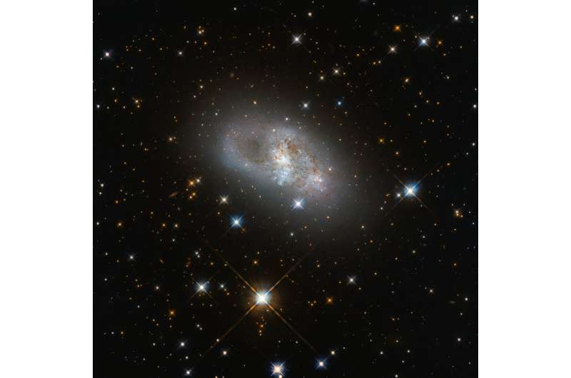 Image: Hubble captures the IC 4653 galaxy