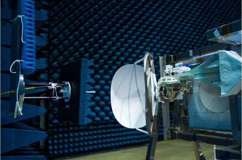 Image: Space antenna