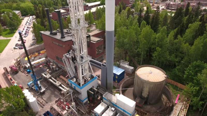 Improved risk management for geothermal systems