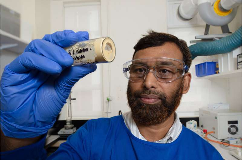 Inhaled nanoparticles could treat lung cancer