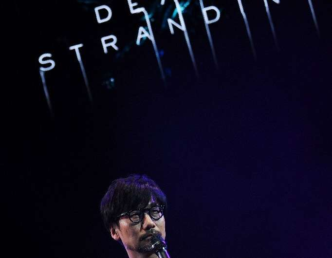 """In Hideo Kojima's new video game """"Death Stranding"""" he uses bridges """"to represent connection—there are options to"""