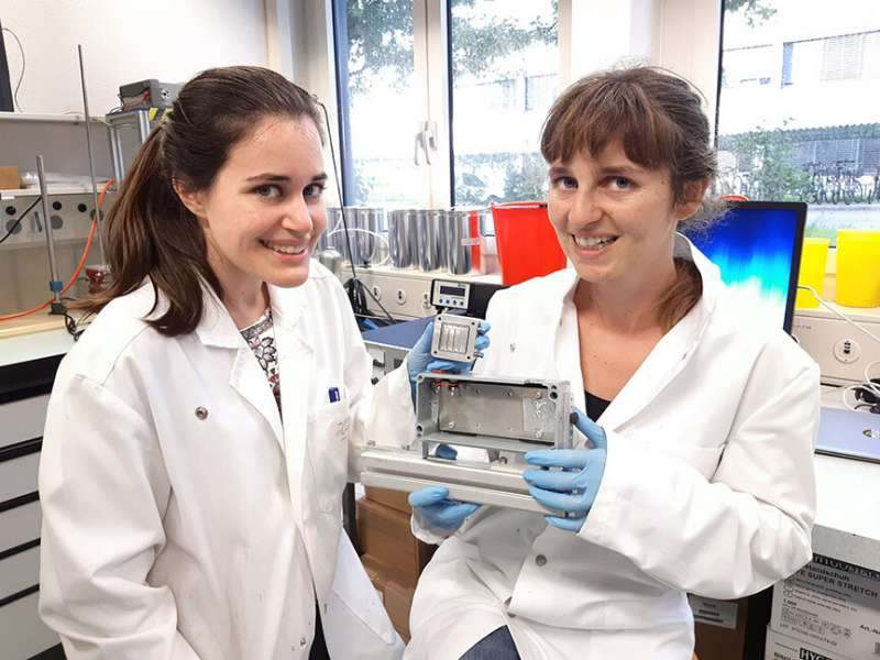 Inside the fuel cell -- Imaging method promises industrial insight