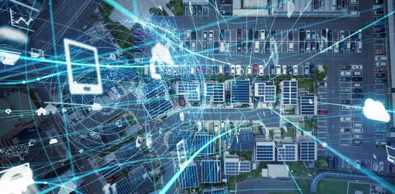 Intelligent cities can address the roots of urban challenges