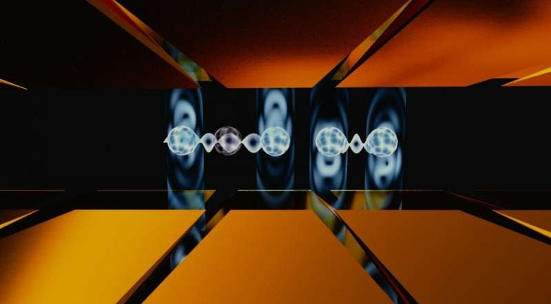 Ions clear another hurdle toward scaled-up quantum computing