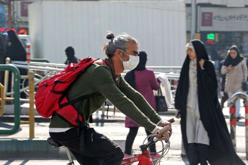 Iranian authorities said kindergartens and schools would be shut in and around Tehran because of air pollution