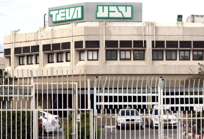 Israeli drugmaker Teva agreed to pay the US state Oklahoma $85 million to settle a lawsuit accusing it of complicity in the opio