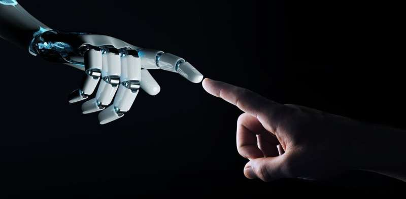 It's not easy to give a robot a sense of touch