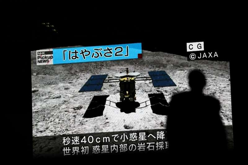 It took it the Hayabusa2 space probe three-and-a-half years to get to the asteriod Ryugu, but the return journey should be signi