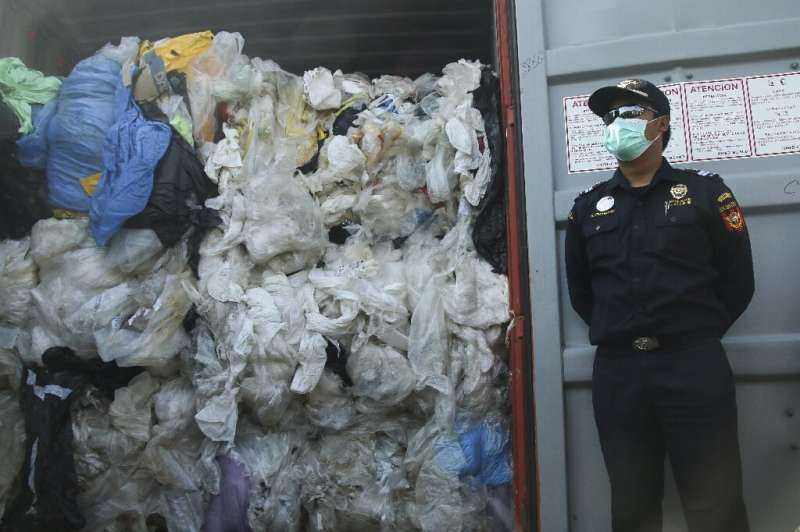 Jakarta has stepped up monitoring of imported waste in recent months as part of a push back against serving as a dumping ground